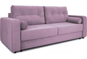 Диван «Ричи» Fenix Lilac (микровелюр) Лиловый