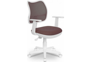 Кресло компьютерное Бюрократ CH-W797/BR/TW-14C