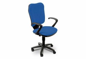 Кресло компьютерное Бюрократ CH-540AXSN синее