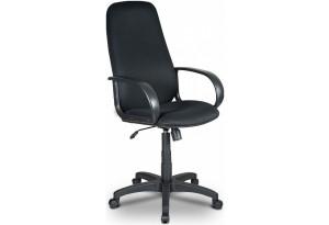 Кресло компьютерное Бюрократ Ch-808AXSN черное