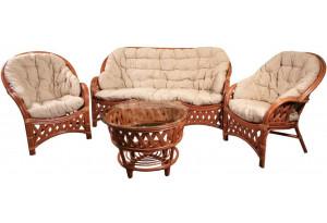 Комплект Черчиль (Рузвельт) с 3-х местным диваном