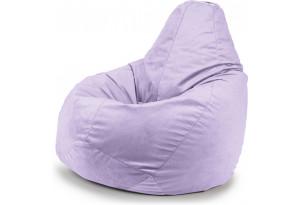 Кресло мешок Comedy в ткани велюр