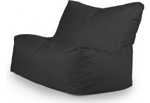 Бескаркасный диван Solo Black