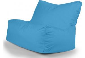 Бескаркасный диван Solo Light Blue