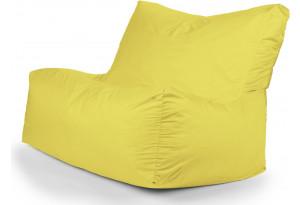 Бескаркасный Диван Solo Yellow
