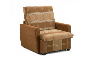 Кресло-кровать Силуэт с мягкими подлокотниками