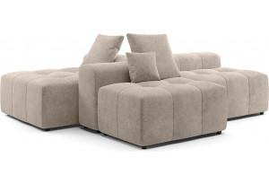 Модульный диван Торонто Вариант композиции 3, вариант исполнения 1