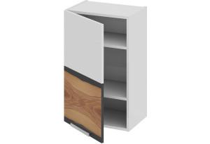 Шкаф навесной (левый) Фэнтези (Вуд) 450x323x720