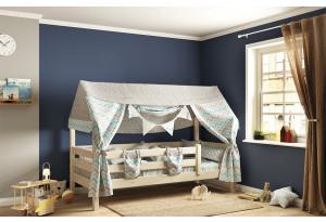 Кровать с надстройкой Соня Прозрачный