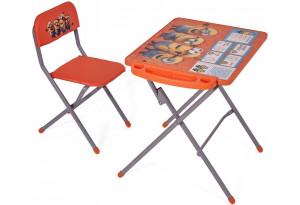Комплект детской мебели Polini kids Гадкий я 303
