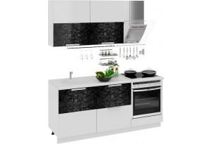 Кухонный гарнитур длиной - 180 см (со шкафом НБ) Фэнтези (Лайнс)