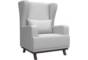 Кресло Джон Белый (Экокожа)
