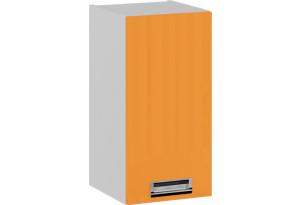 Шкаф навесной (левый) БЬЮТИ (Оранж)