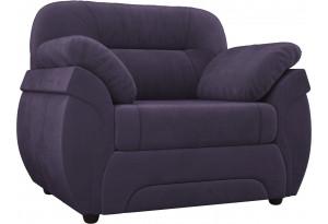 Кресло Бруклин Фиолетовый (Велюр)