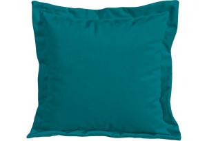 Подушка малая П2 Beauty 06 (велюр) изумрудный