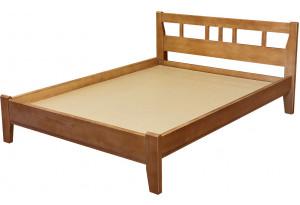 Кровать Массив-2 маленькая спинка