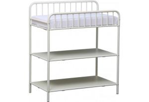 Столик для пеленания Polini kids Vintagе 1180, металлический