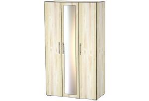 Шкаф трехдверный с зеркалом 8.03А