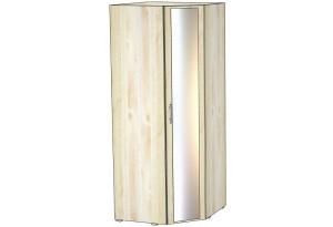 Шкаф для одежды угловой с зеркалом 8.05А