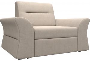 Кресло Клайд Бежевый (Рогожка)