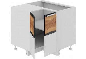 Шкаф напольный угловой с углом 90° Фэнтези (Вуд)