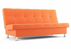 Диван Бомонд оранжевый