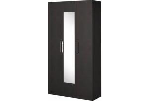 Шкаф 3-х дверный с зеркалом Оливия