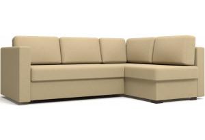 Угловой диван Джессика 2 (правый) бежевый