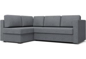 Угловой диван Джессика 2 (левый) серый