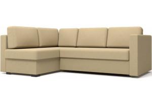 Угловой диван Джессика 2 (левый) бежевый