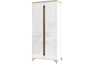 Шкаф 2-х дверный Хлоя