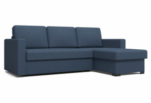 Угловой диван Джессика синий