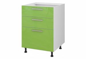 Шкаф напольный с ящиками Хелена