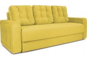 Диван «Колин» Neo 08 (рогожка) желтый