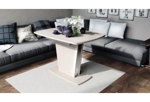 Стол обеденный «Ливерпуль» Тип 1 Дуб Белфорт/Металлик