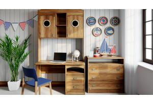 Набор детской мебели «Навигатор» №7 (Дуб Каньон)