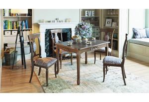 Обеденная группа: стол Бристоль Т1 стулья Денвер Тип 1