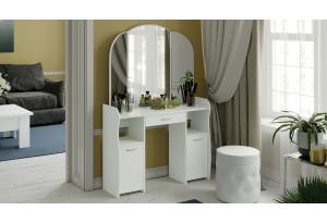 Стол туалетный «София Т2» (Белый)