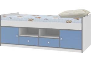 Кровать Дельта 19.1 Сильвер