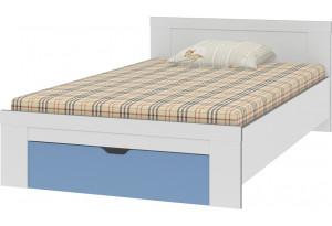 Кровать Дельта 19.2 Сильвер