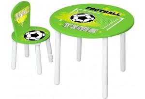 Комплект детской мебели Polini Kids Fun Футбол 185 S