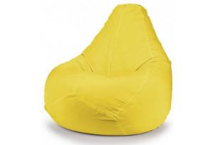 Кресло мешок Comedy Yellow