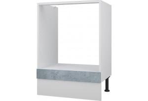 Лофт Напольный шкаф 600 мм под духовку