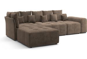 Модульный диван Торонто Вариант композиции 4, вариант исполнения 2