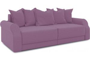 Диван «Люксор» Maserati 18 (велюр), фиолетовый