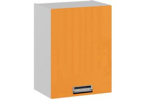 Шкаф навесной (правый) БЬЮТИ (Оранж) 450x323x600