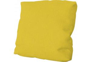 Подушка малая П1 Maserati 11 (велюр), желтый