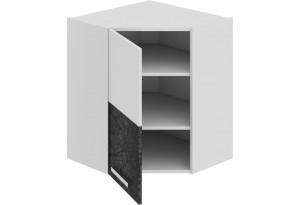 Шкаф навесной угловой с углом 45 (левый) Фэнтези (Лайнс)