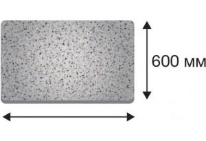 Крышка стола в размер прямая от 1510 до 3000 (Дуб сонома трюфель, 40х600х2400)