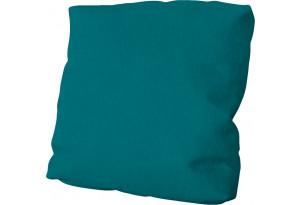 Подушка малая П1 Beauty 06 (велюр) изумрудный